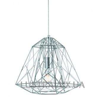 Подвесной светильник Searchlight 7271CC Geometric Cage