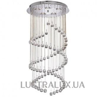Люстра Searchlight 8843CC Spiral