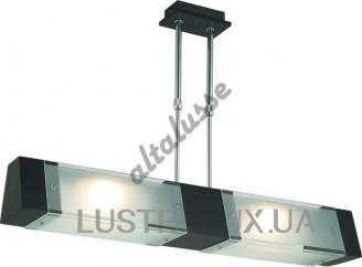 Подвесной светильник Altalusse INL-3076P-02 Chrome & Dark Wengue