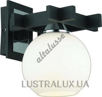 Бра Altalusse INL-3089W-01 Chrome & Wengue INL-3089W-01 Chrome Wengue