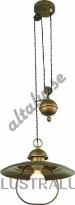 Подвесной светильник Altalusse INL-6091P-31 Brushed Gold