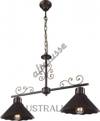 Подвесной светильник Altalusse INL-6137P-02 Wengue