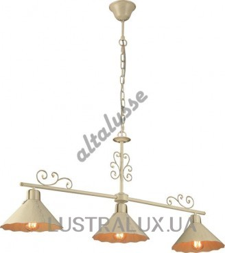 Подвесной светильник Altalusse INL-6137P-03 Ivory white