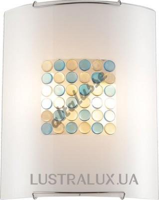 Настенный светильник Altalusse INL-9318W-02 Yellow & Blue