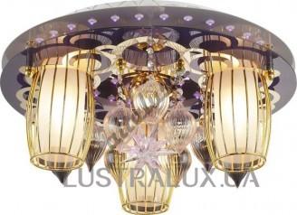 Люстра Altalusse LV216-04 White & Gold
