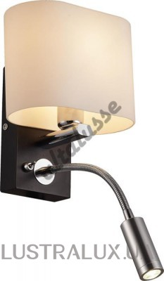 Бра Altalusse INL-3095W-02 Chrome Wengue