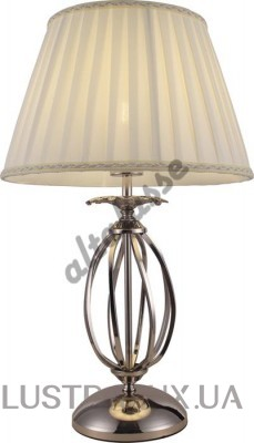 Настольная лампа Altalusse INL-6142T-01 Polished Nickel