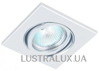 Точковий світильник NC-1421SQ-1-W