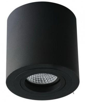 Світильник накладний NC-1464-CF-R95-FBK
