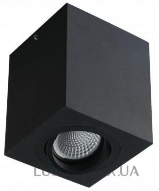 Світильник накладний NC-1464-CF-SQ95-FBK
