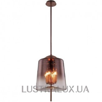 Светильник Crystal Lux MILAGRO SP4 B COPPER MILAGRO