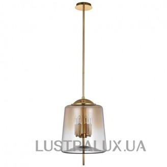 Светильник Crystal Lux MILAGRO SP4 B GOLD MILAGRO
