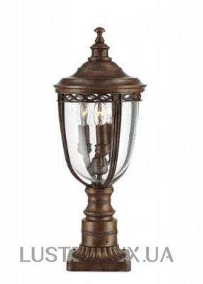 HOME Design: Класическая настольная лампа