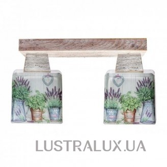 HOME Design Lux: LAWENDOWY OGROD TB178