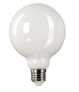 White Globe Лампочка