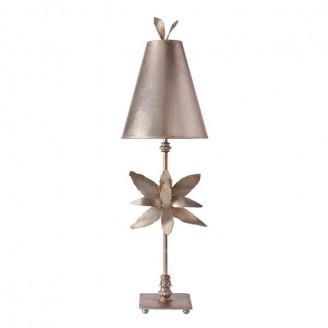 Azalea Silver Настольная лампа Elstead