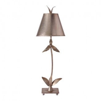 Red Bell Silver Настольная лампа Elstead