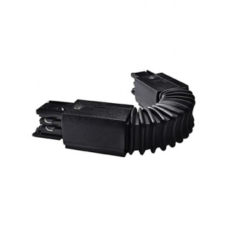 Разъем Ideal Lux LINK FLEXIBLE CONNECTOR BLACK (169927)