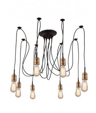 Подвес Arte Lamp A4290SP-7BK