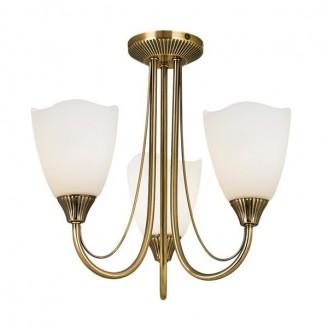 Потолочный светильник Endon Haughton 601-3AN