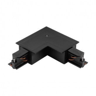 Элемент трековой системы Eglo 60743 Connector 90 Outside For Recessed Track