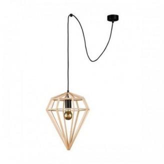 Подвесной светильник Nowodvorski 9372 Wood Diamond