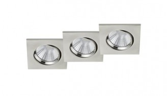 Точечные светильники встраиваемые Trio Pamir 650410307