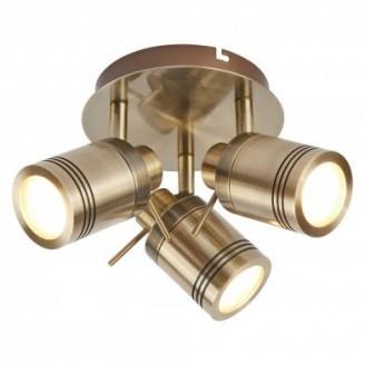 Потолочный светильник Searchlight Samson 6603AB