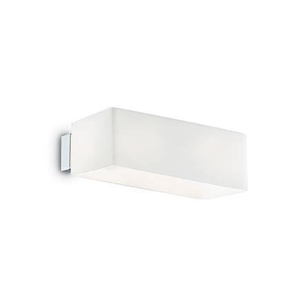 Бра Ideal Lux BOX AP2 BIANCO 009537