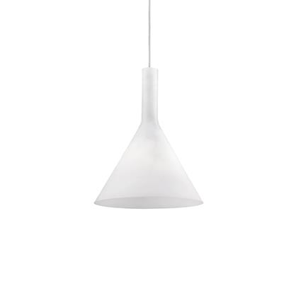 Подвес Ideal Lux COCKTAIL SP1 SMALL BIANCO 074337