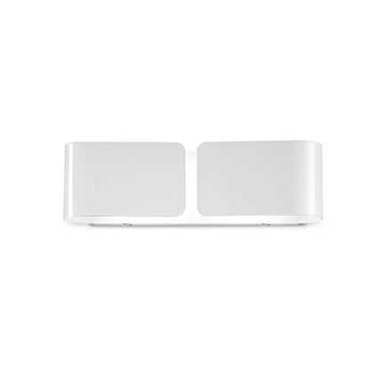 Бра Ideal Lux CLIP AP2 SMALL BIANCO 14166