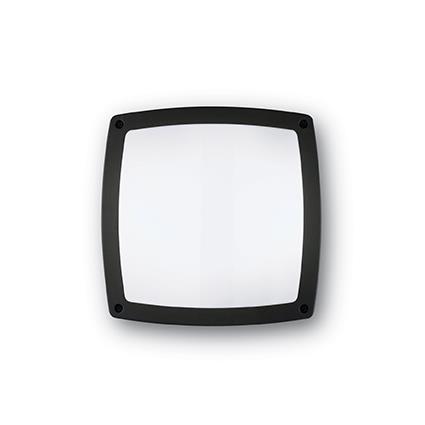 Настенно-потолочный светильник Ideal Lux COMETA PL3 NERO