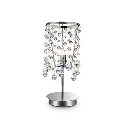 Настольная лампа Ideal Lux MOONLIGHT TL1 CROMO