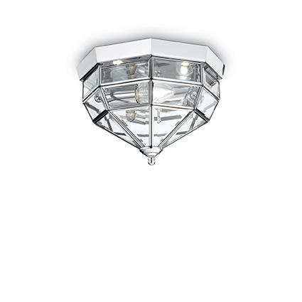 Потолочный светильник IDEAL LUX NORMA PL3 CROMO