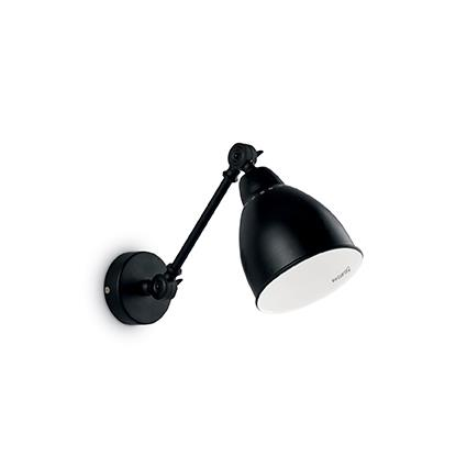 Бра Ideal Lux NEWTON AP1 NERO 027852