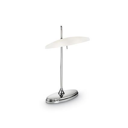 Настольная лампа Ideal Lux STUDIO TL2 CROMO