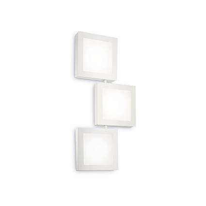 Настенный светильник Ideal Lux Union AP3 Square (142203)
