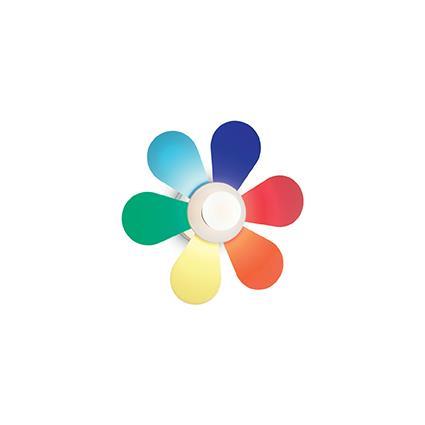 Настенный светильник Ideal Lux Flower AP1 (141329)