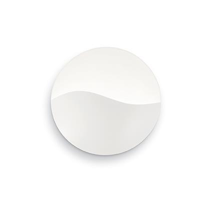 Настенно-потолочный светильник Ideal Lux Sunrise AP3 Bianco (133263)