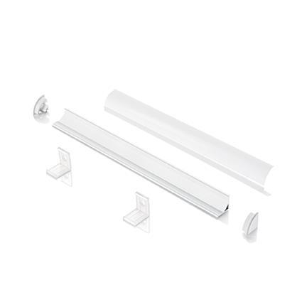 Лед профиль Ideal Lux Profilo Strip LED Angolare Bianco (126548)