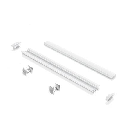 Лед профиль Ideal Lux Profilo Strip LED Ad Incasso Bianco (124155)