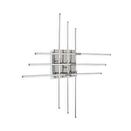 Люстра Ideal Lux Cross LED PL6 (114750)