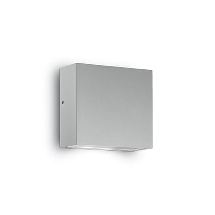 Настенный светильник Ideal Lux Tetris-1 AP1 Grigio (113760)