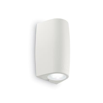 Настенный светильник Ideal Lux Keope AP1 Bianco Small (147765)