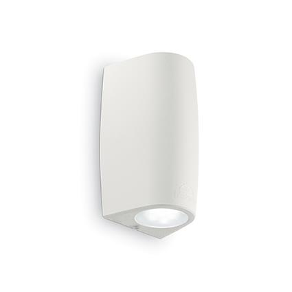 Настенный светильник Ideal Lux Keope AP2 Bianco Small (147772)