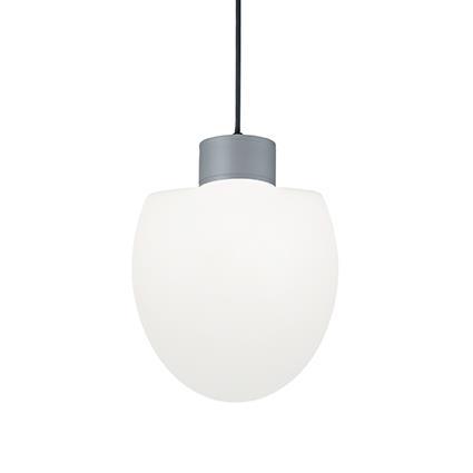 Подвесной светильник Ideal Lux Concerto SP1 Grigio 149998