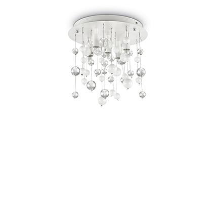 Потолочный светильник Ideal Lux Neve PL5 Bianco 113593