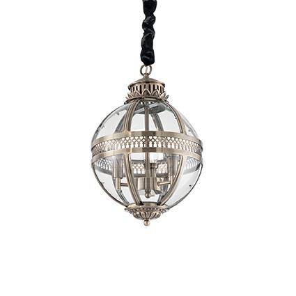 Подвесной светильник Ideal Lux WORLD SP3 BRUNITO (156316)