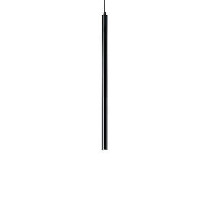 Подвесной светильник Ideal Lux ULTRATHIN SP1 SMALL NERO (156699)