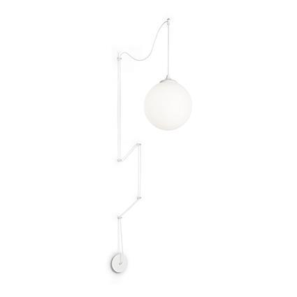 Подвесной светильник Ideal Lux BOA SP1 BIANCO (160863)